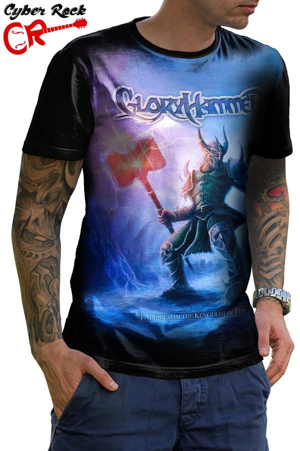 Camiseta GloryHammer II