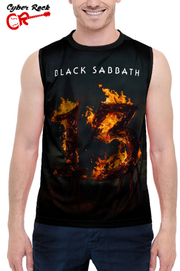Regata Black Sabbath 13