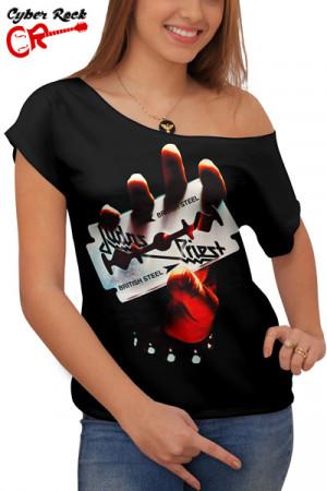 Blusinha Judas Priest British Steel