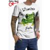 Camiseta Branca Silverchair Frogstone