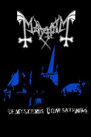 Blusinha Mayhem De Mysteriis Dom Sathanas