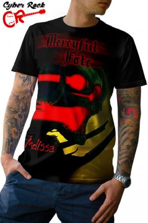 Camiseta Mercyful Fate Melissa