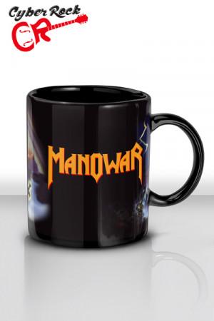 Caneca Manowar Fighting the World