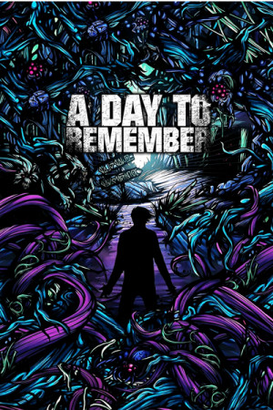 Camiseta A Day to Remember Homesick