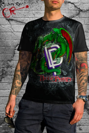 Camiseta Deep Purple The Battle Rages on