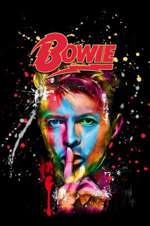 Blusinha David Bowie