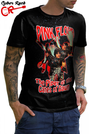 Camiseta Pink Floyd The Piper at the Gates of Dawn II