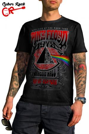Camiseta Pink Floyd Carnagie Hall