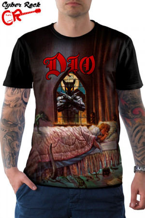 Camiseta Dio Dream Evil