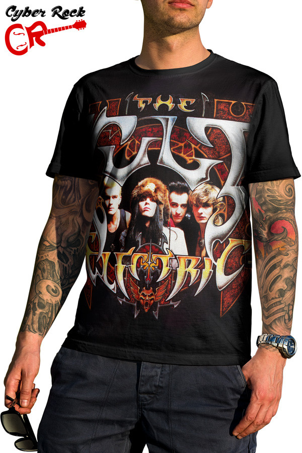 Camiseta The Cult Electric