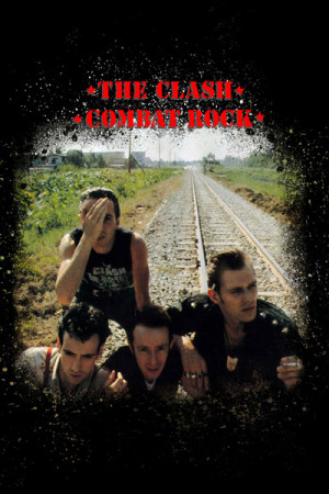 Arte The Clash-Combat Rock