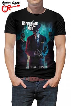 Camiseta Adrenaline Mob Men of Honor