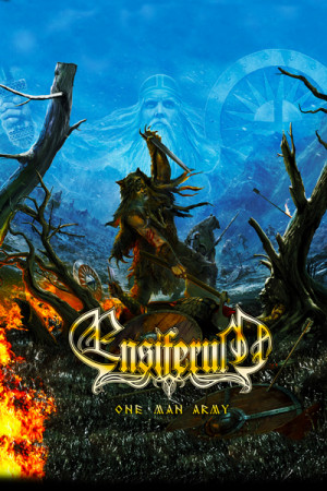 Camiseta Ensiferum - One Man Army