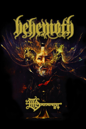 Camiseta Behemoth The Satanist