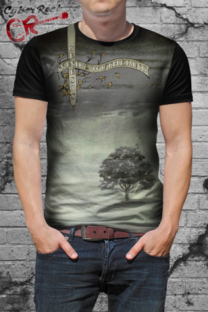 Camiseta Genesis Wind and Wuthering
