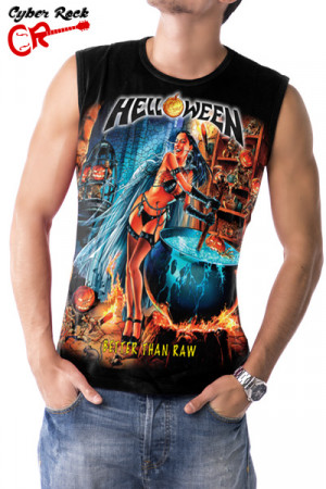 Regata Helloween Better Than Raw