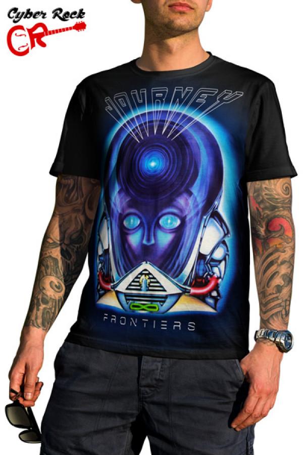 Camiseta Journey Frontiers
