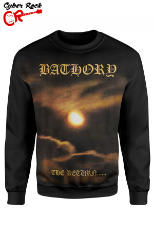 Blusa Moletom Bathory The Return