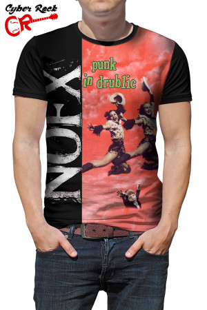 Camiseta NOFX Punk in Drublic