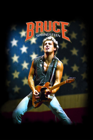 Camiseta Bruce Springsteen USA