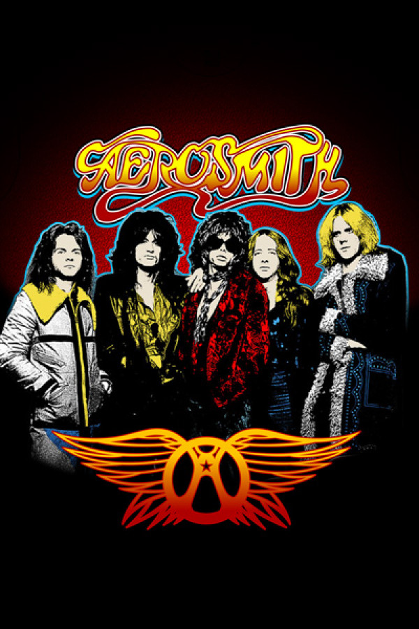 Camiseta Aerosmith-II