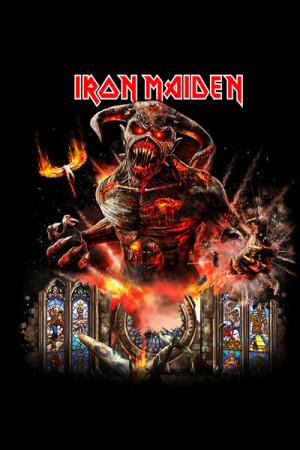 Blusinha Iron Maiden Legacy Beast Tour