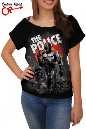 Blusinha The Police Robocop