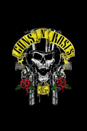 Camiseta Guns n Roses 85