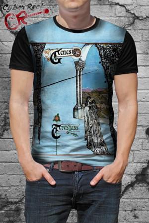 Camiseta Genesis Trespass