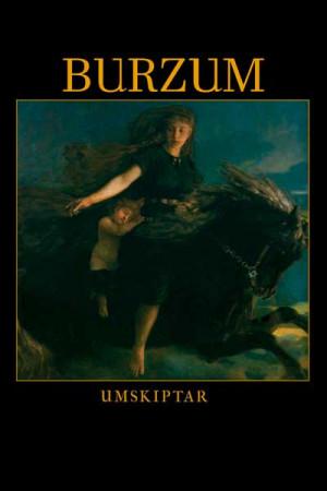 Camiseta Burzum Umskiptar