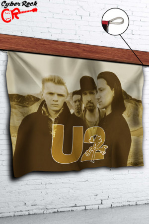 Bandeira U2 The-Joshua-Tree