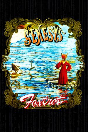 Blusinha Genesis Foxtrot