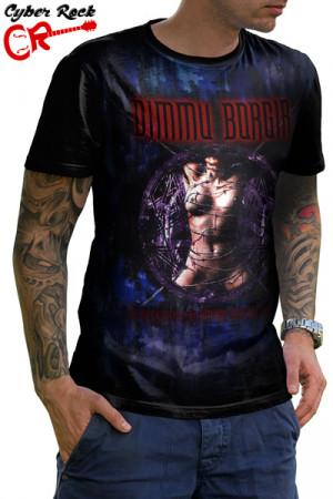 Camiseta Dimmu Borgir Puritanical Euphoric Misanthropia