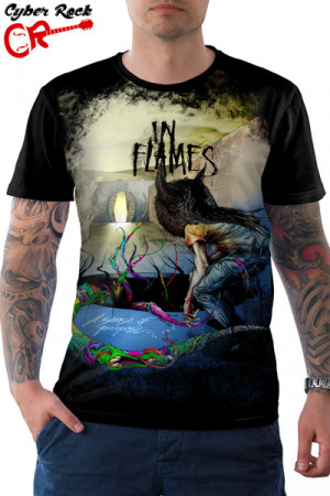 Camiseta In Flames a Sense of Purpose