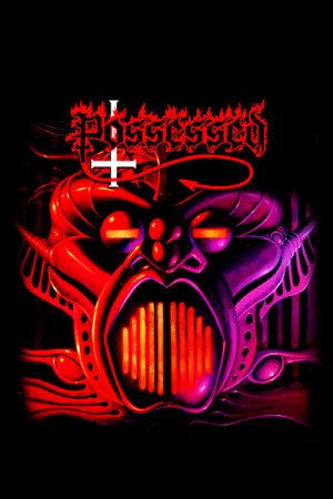 Camiseta Possessed Beyond The Gates
