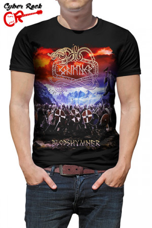 Camiseta Grimner Blodshimner