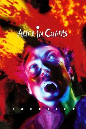 Blusinha Alice In Chains Facelift