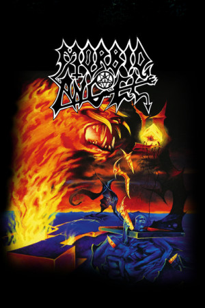 Camiseta Morbid Angel Formulas Fatal to the Flesh