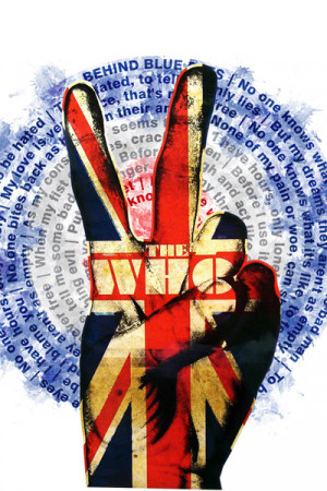 Camiseta The Who Peace Hand