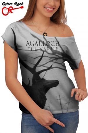 Blusinha Agalloch The Mantle