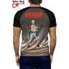 Camiseta Raglan Kreator Terrible Certainty tz