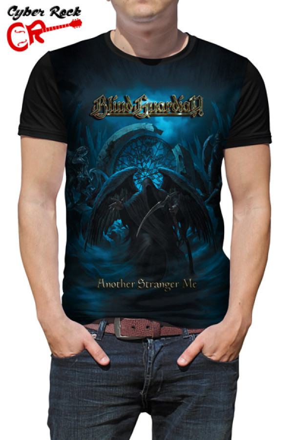 Camiseta Blind Guardian Another
