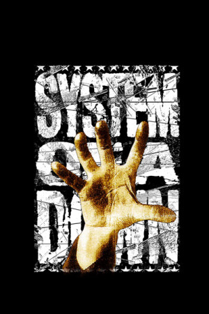 Blusinha System of a Down
