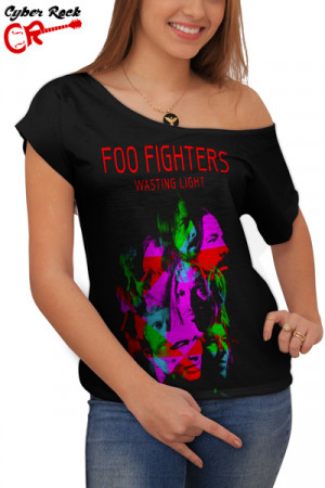Blusinha Foo Fighters
