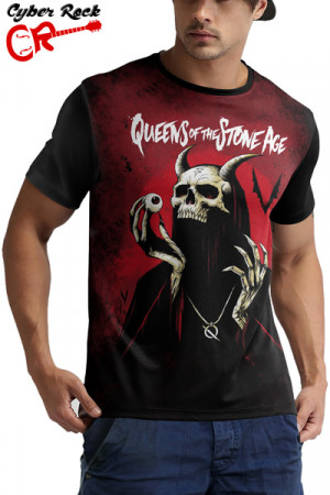Camiseta Queens of The Stone Age I