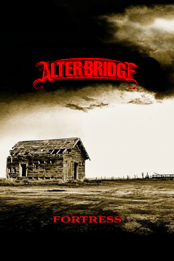Camiseta Alter Bridge Fortress