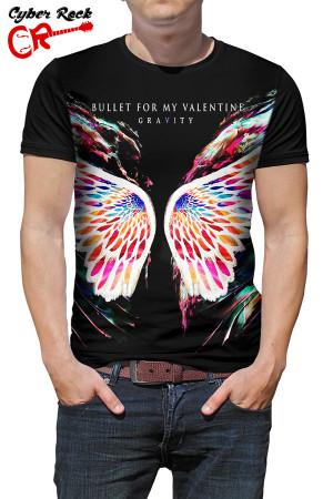 Camiseta Bullet for My Valentine Gravity