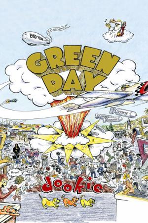 Blusinha Green Day Dookie Branca