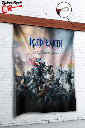 Bandeira Iced Earth the Glorious Burdens