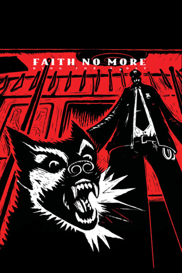 Camiseta Faith no More II